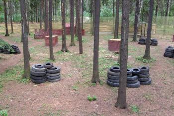 Планируется размещение спортивной площадки в Засвияжском районе г. Ульяновска на территории особо охраняемой природной территории «Чёрное озеро»