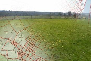 Какая доля границ населённых пунктов?