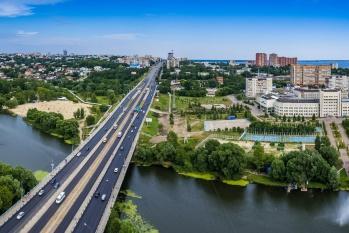 Ботанический сад планируют разместить в городе Ульяновске