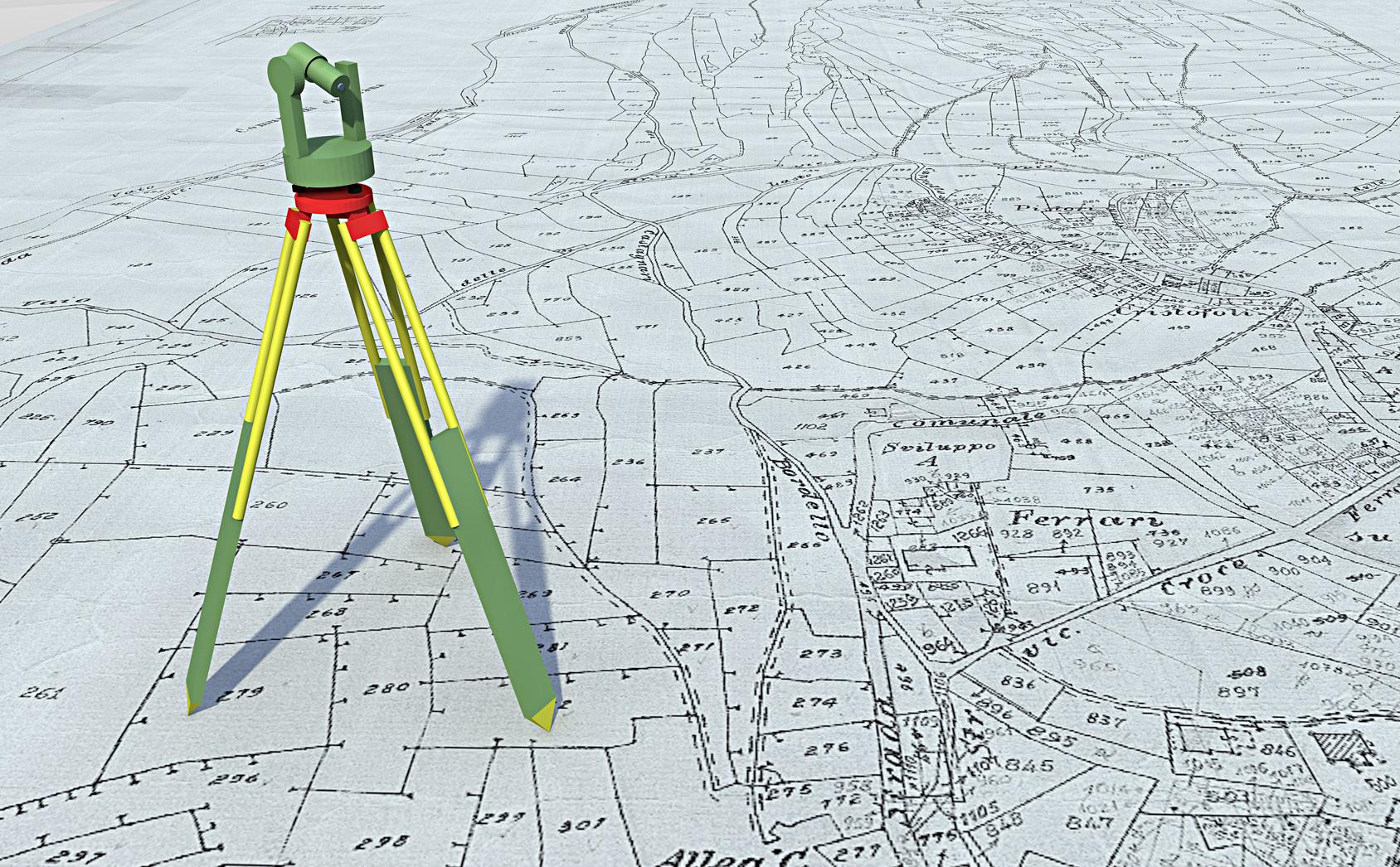 С 2021 г. вводятся новые правила лицензирования геодезической и картографической деятельности