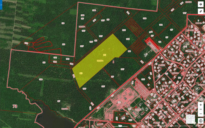 Министерству строительства и архитектуры Ульяновской области переданы полномочия по земельному участку, находящемуся в собственности РФ