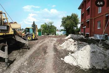 Площадки для размещения строительной техники и строительных грузов теперь можно размещать на основании разрешения на использование земельного участка без предоставления земельных участков и установления сервитута, публичного сервитута