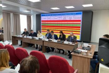 Проведено заседание коллегии Министерства строительства и архитектуры Ульяновской области