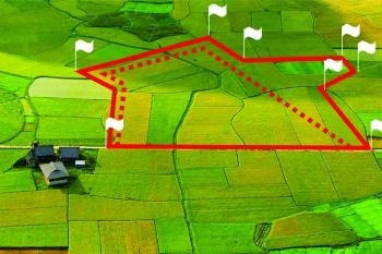 Рассмотрен вопрос о согласовании местоположения границ земельного участка