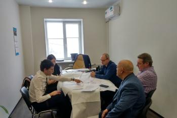 В Министерстве строительства и архитектуры Ульяновской области состоялось совещание по гаражной амнистии