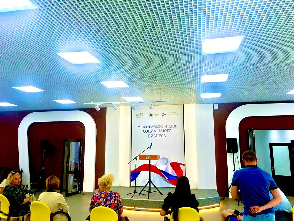 В Доме предпринимателей планируется открытие Центра содействия строительству