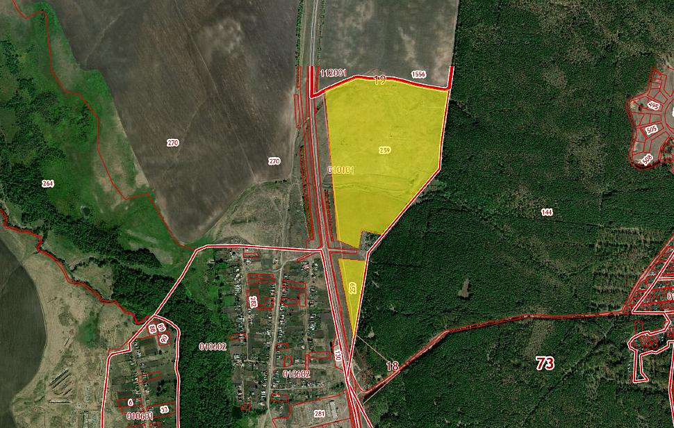 Минстроем Ульяновской области объявлен аукцион по земельным участкам в Тереньгульском районе